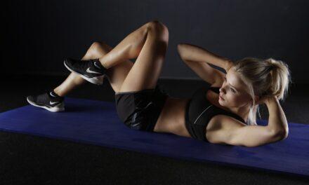 Kom i god form med en daglig rutine