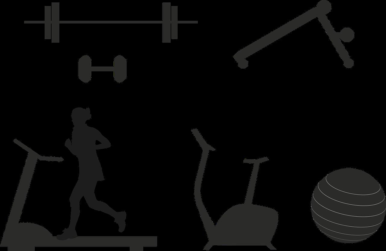 Motionsudstyr