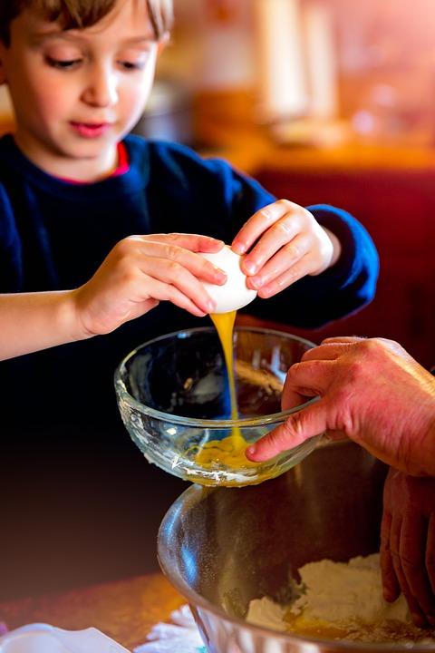 Barn-bagning