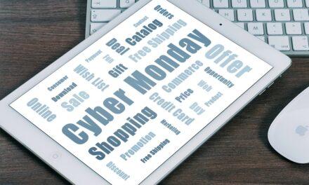 Få råd til at shoppe løs med familien til Cyber Monday
