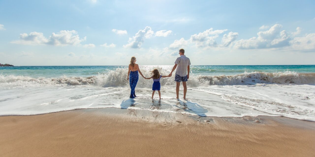 Nyd en rolig stund med familien