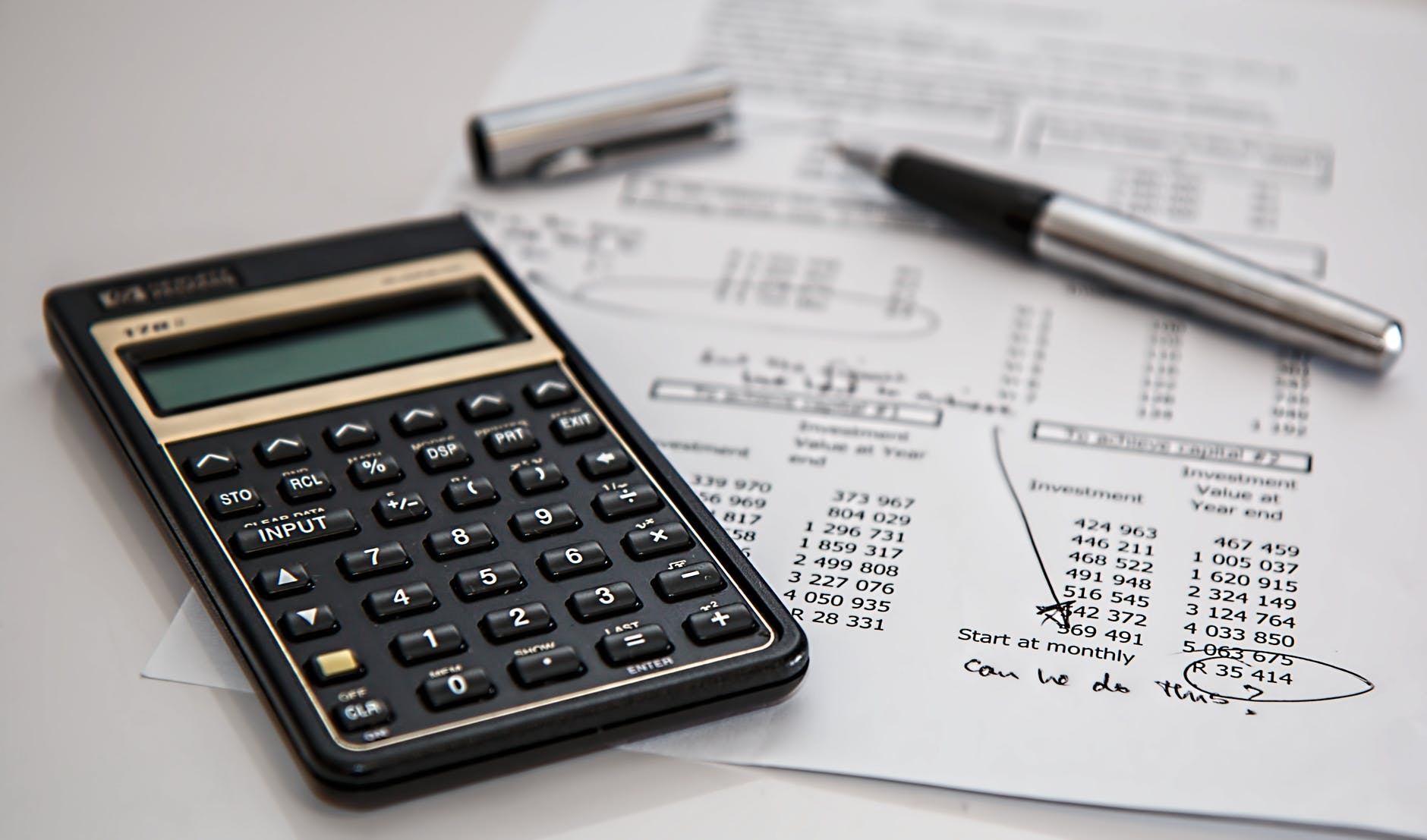 Budgetplanlægning