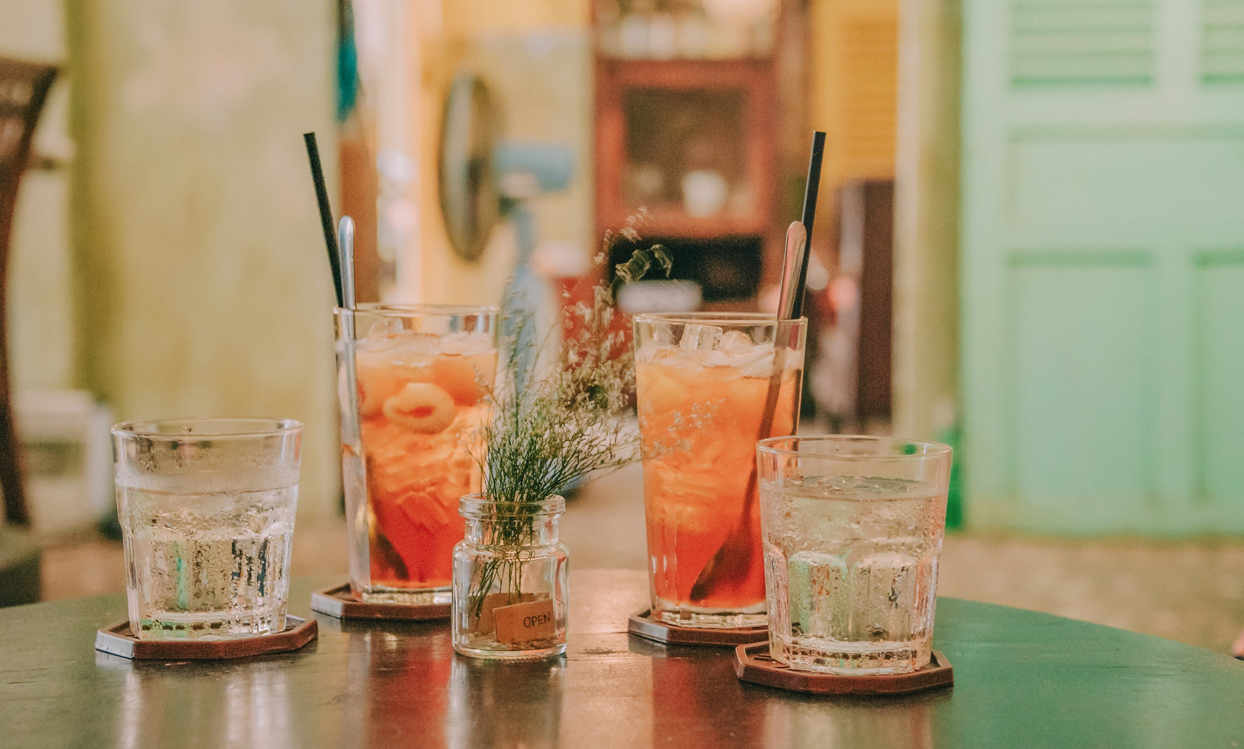 Alkohol-bord